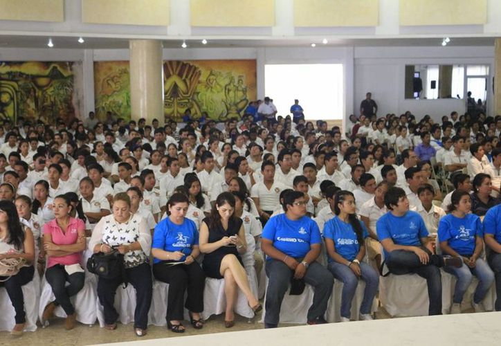 El Instituto Municipal de la Juventud ha realizado diferentes talleres y pláticas de prevención dirigidas a jóvenes.