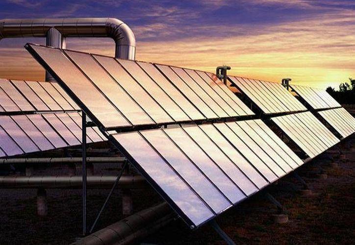 En el proyecto se investigará la viabilidad de convertir calor residual fotoeléctrico en electricidad. (Contexto/Internet)