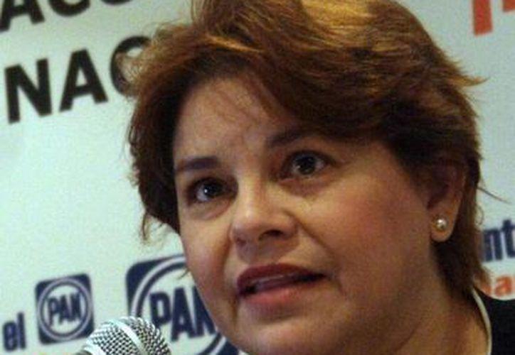 La diputada es acusada de desviar recursos de Sedesol para su campaña. (Archivo/SIPSE)