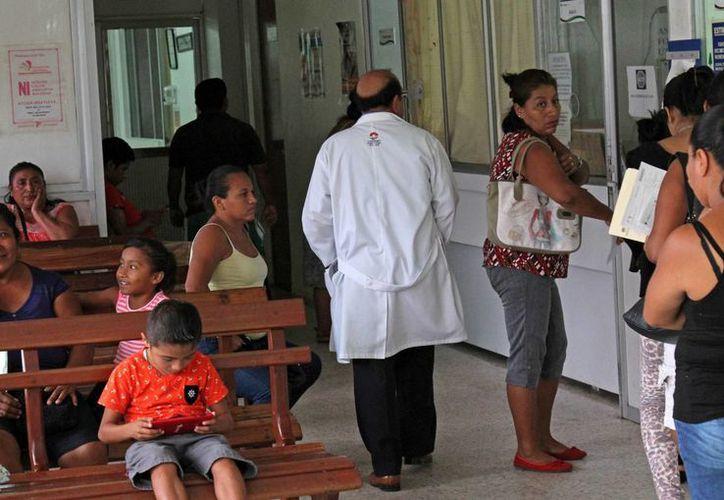 Se carece de servicios de salud adecuados en Quintana Roo. (Jesús Tijerina/SIPSE)