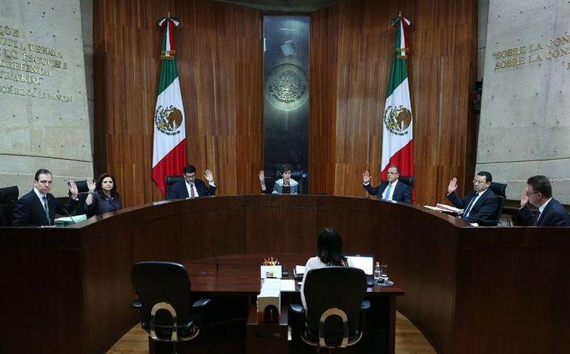 El TEPJF confirmó el acuerdo del Instituto Electoral y de Participación Ciudadana de Tabasco. (Twitter: TEPJF)