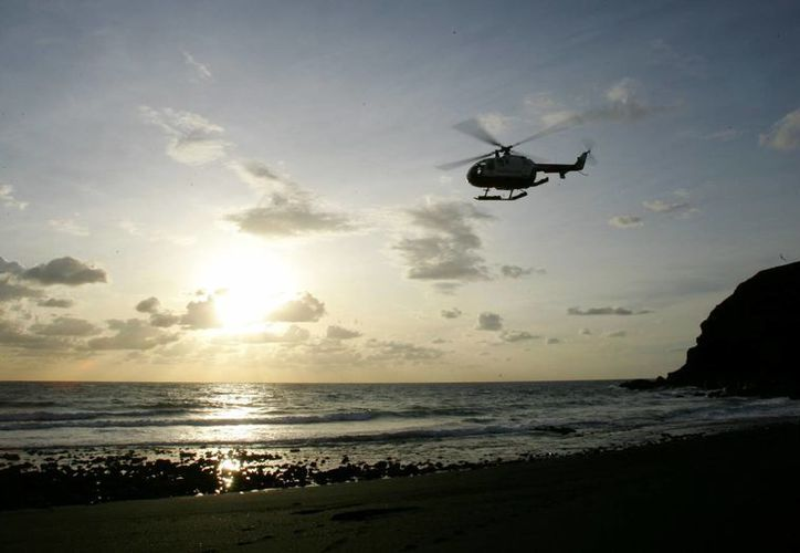 El rescate se realizó en el Océano Pacífico, a 1,500 kilómetros de costas mexicanas. (EFE/Archivo)