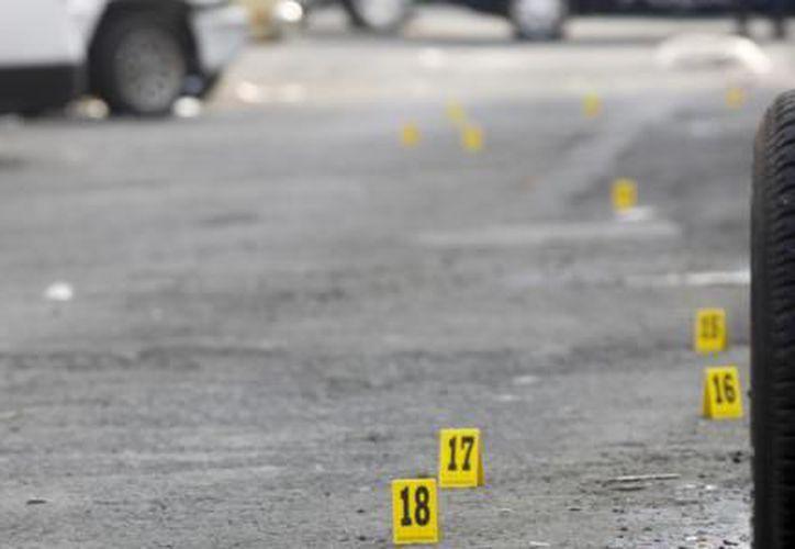 Los 3 mil 779 homicidios dolosos registrados entre el 1 de enero y el 28 de febrero de 2017 representan un incremento del 6.3%. (El Financiero)