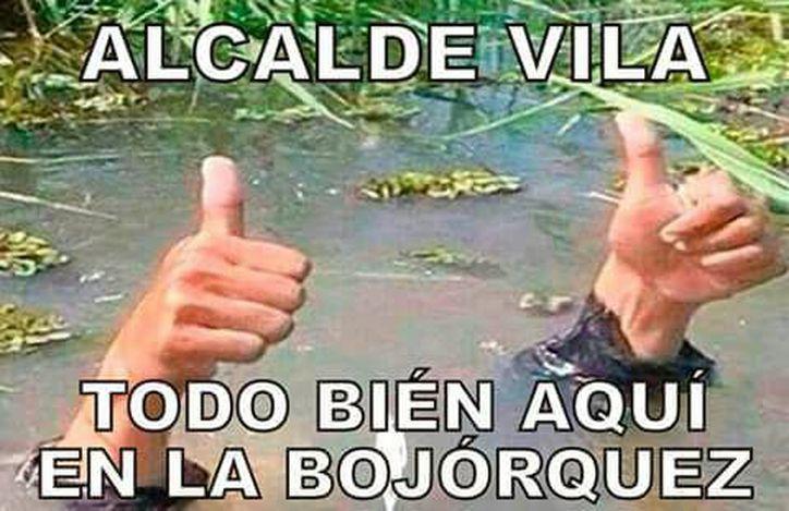 Reportan que todo 'está bien' en la Bojorquez tras la megafuga
