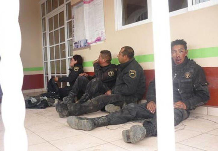 Las autoridades aseguran que darán pruebas contundentes contra la comunidad de San Andrés. (Archivo/Milenio)