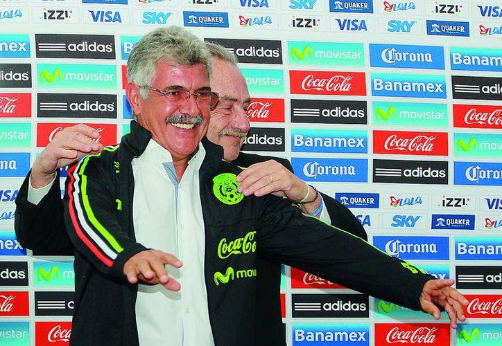 Ricardo Ferretti tomó las riendas de la Selección como técnico interino. (Redacción/SIPSE)