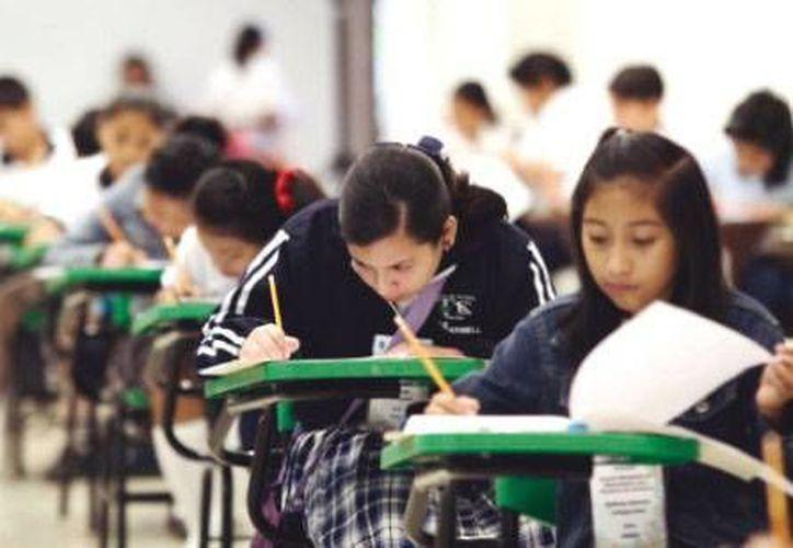 Cada año mejora la participación de los alumnos yucatecos en la Olimpiada Nacional de Matemáticas. (Christian Ayala/SIPSE)