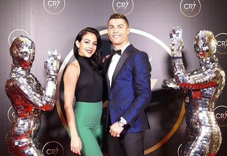 Los Globe Soccer Awards 2017 se llevaron a cabo en Dubai. (Instagram)