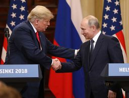 Trump and Putin raise possibilities of another meeting