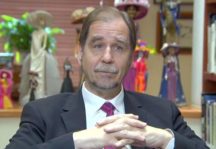 Agustín Basave es el nuevo dirigente nacional del Partido de la Revolución Democrática (PRD). (info7.mx)