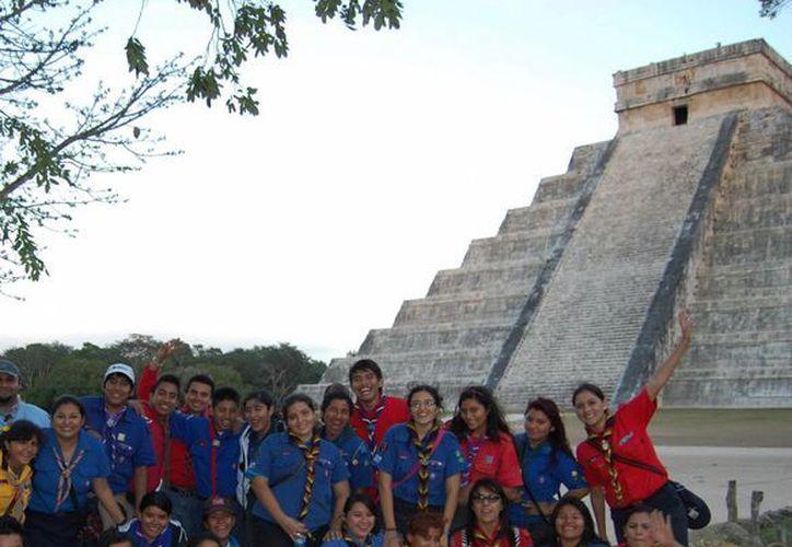 La semana scout se realizará del 16 al 25 de este mes. (Milenio Novedades)