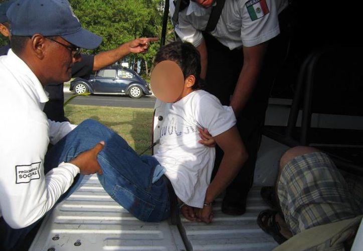 Seis de cada 10 integrantes de las pandillas tienen entre 13 y 18 años, indica la Policía Municipal Preventiva (Redacción/SIPSE)