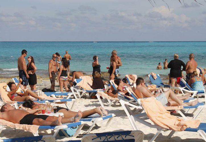 Estancias en hoteles en Cancún se incrementaron en un 13% respecto a 2011.  (Israel Leal/SIPSE)