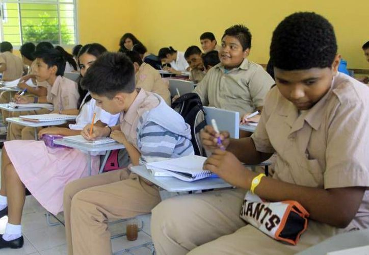 El aula debe convertirse en el lugar privilegiado para la lectura. (Milenio Novedades)