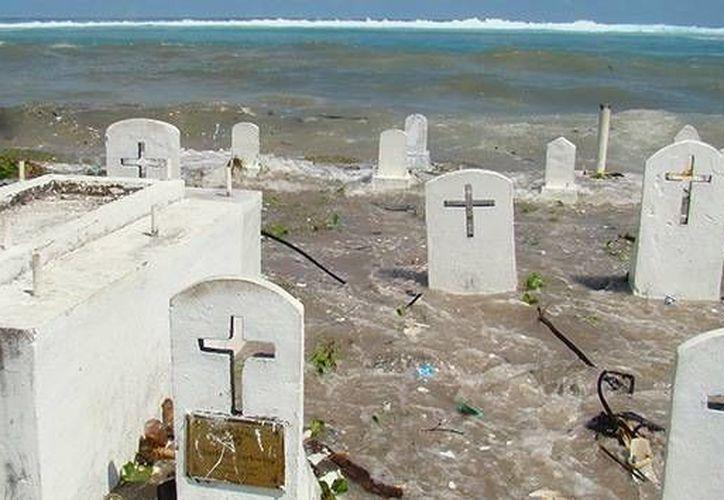 El macabro episodio no hace sino sacar a la superficie la difícil situación de las islas. (AFP)