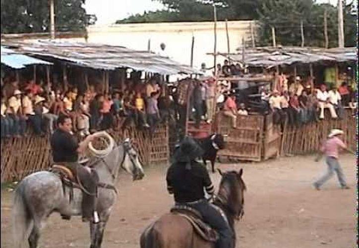 Los torneos de lazo están prohibidos en Mérida y sus comisarías. (Milenio Novedades)
