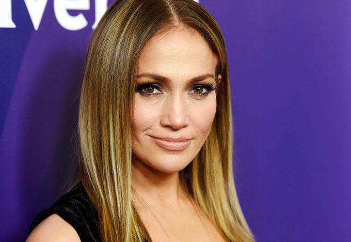 La también productora y empresaria Jennifer Lopez, cantará dicha melodía por primera vez en vivo este día. (Contexto/Internet)
