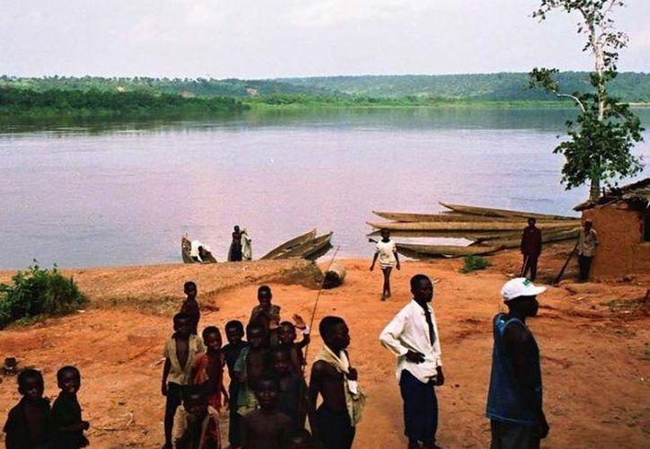 El hundimiento de barcos es frecuente en la RDC, donde las autoridades trabajan para regular el sector. (Excelsior)