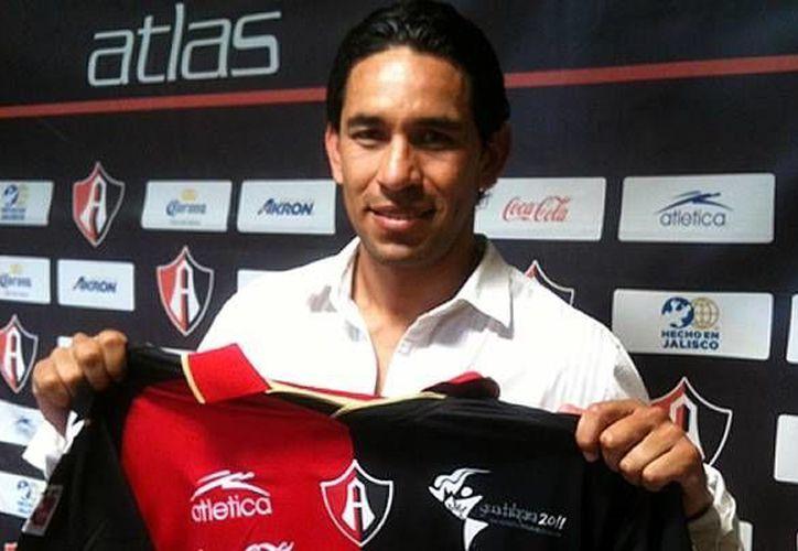 Amaury Ponce acumula 700 minutos jugados en ocho cotejos en lo que va del torneo de liga. (www.mediotiempo.com/Archivo)