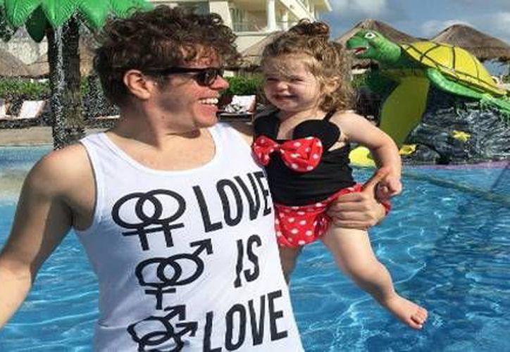 El famoso bloguero se hospedo con su familia en el Hotel Moon Palace de Cancún. (Intagram: Pérez Hilton)