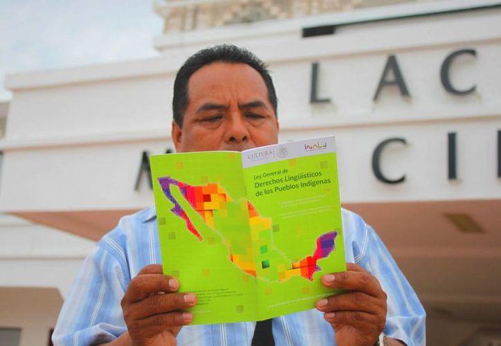 La certificación de estas personas pretende que además de servir en casos penales, puedan apoyar como promotores culturales y de la Salud. (Daniel Pacheco/SIPSE)