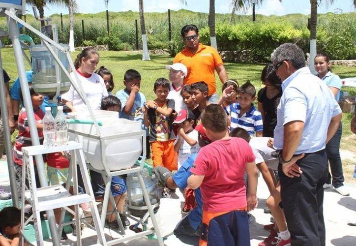 Inician las actividades de verano para los niños (Redacción/SIPSE)