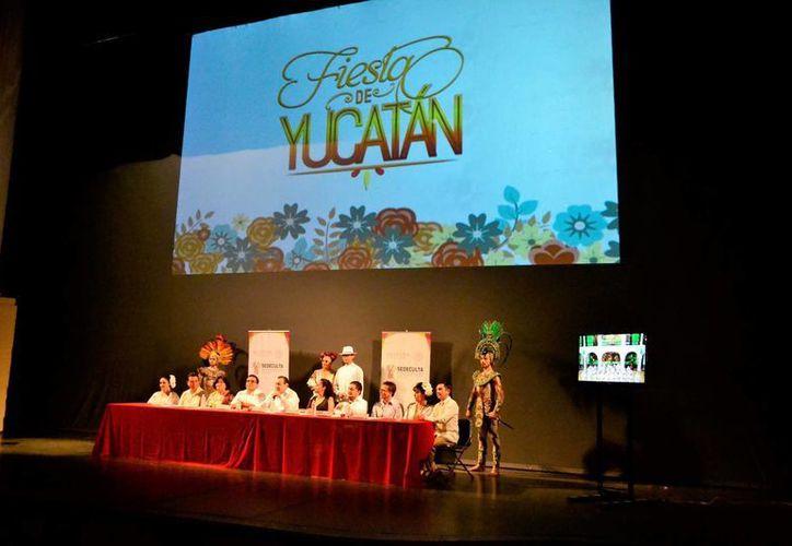 A través del programa Fiesta en Yucatán, la Sedeculta y la Sefotur enaltecerán la grandeza musical y cultural del estado. (Foto cortesía del Gobierno)