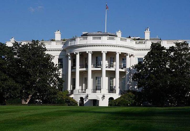 La noticia de un intruso en la Casa Blanca no inquietó a Obama, quien aseguró tener plena confianza en el Servicio Secreto. (AP)