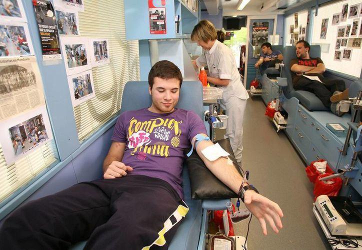 Sólo 9 países no ponen restricciones a la donación sanguínea por parte de homosexuales (Imagen de contexto/unavarra.es)