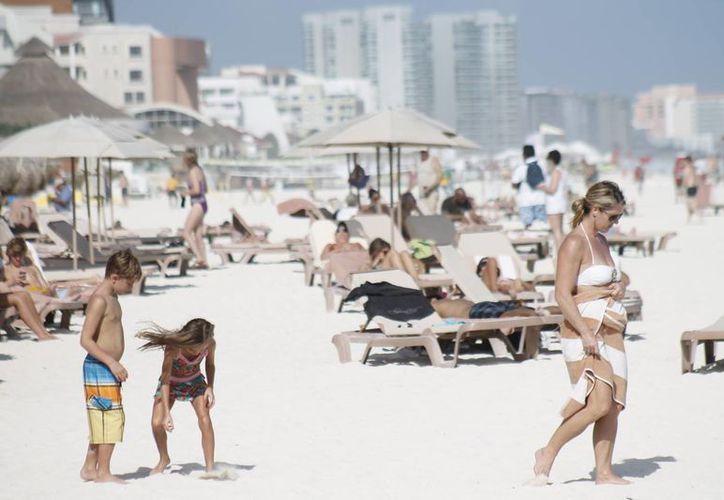 Prevén incremento en afluencia de canadienses en este centro turístico. (Israel Leal/SIPSE)