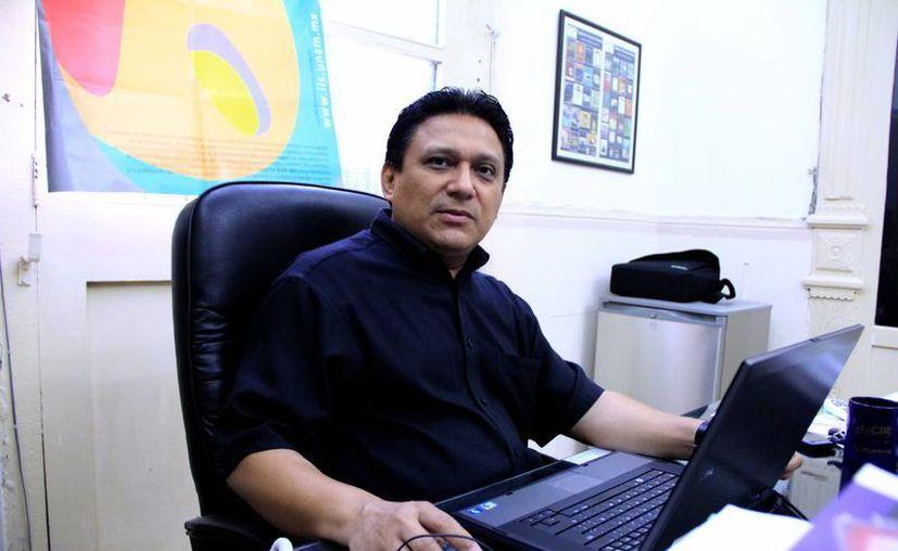 Miguel Güemes dijo que el proyecto pretende dar un trato más humano. (José Acosta/SIPSE)