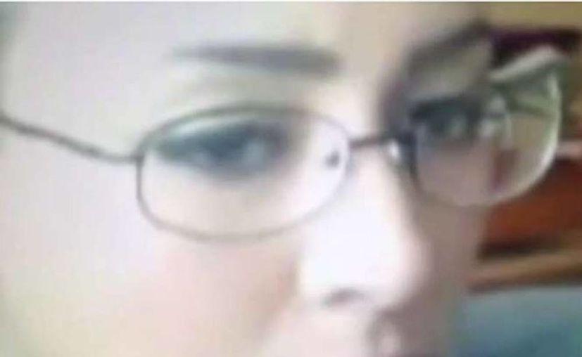 La difusión del video de Jamie Carrillo, de 28 años, provocó la renuncia de la docente y una investigación.  (Captura de pantalla)