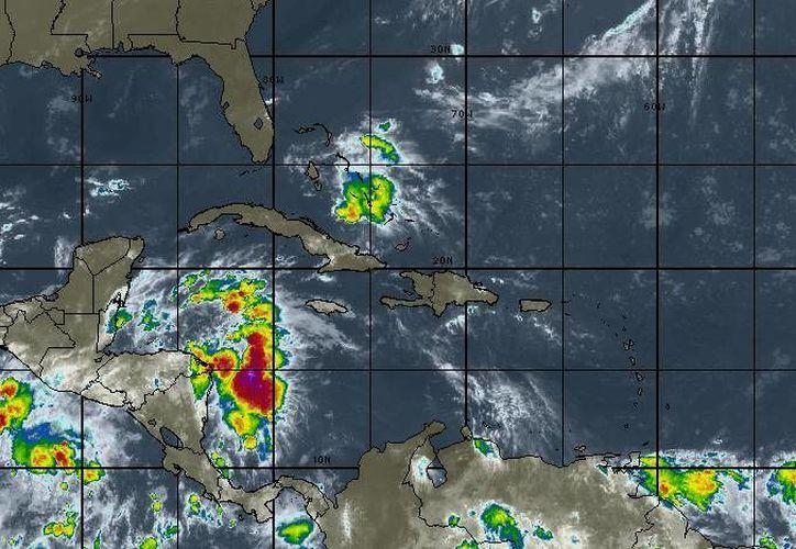 Para hoy se espera cielo parcialmente  nublado y un 20% en probabilidad de lluvias en Cancún. (Intellicast)