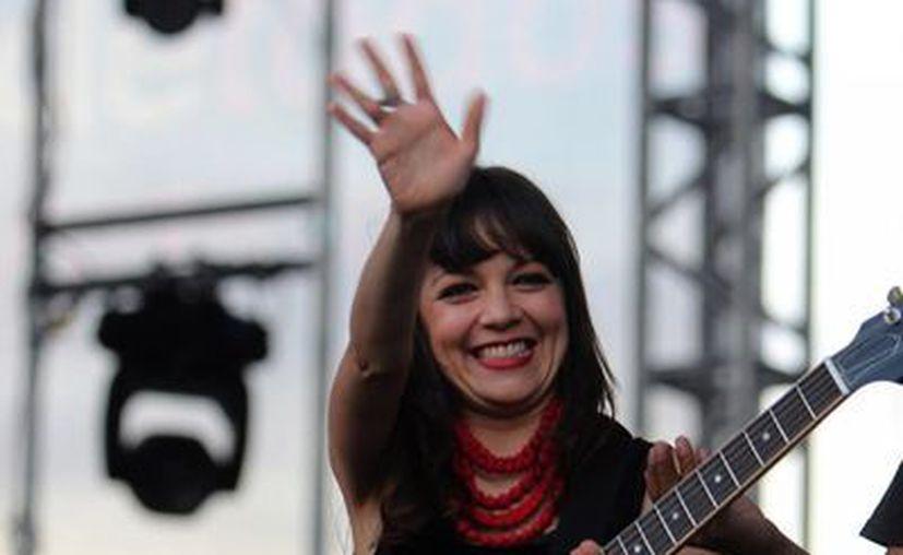 Natalia se presentará el 31 de mayo en el Plaza Condesa. (Archivo/Notimex)