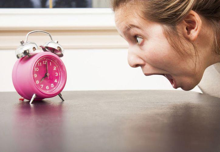 La mayoría de las personas que llegan tarde a cualquier cosa no calculan bien sus tiempos. (Revista Vive)