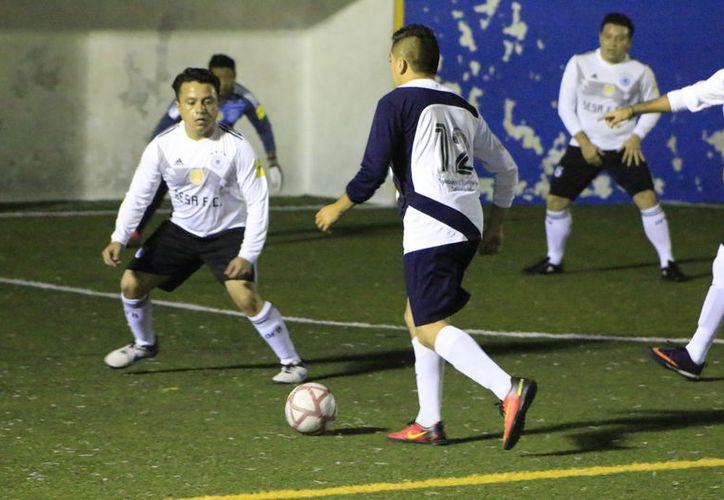 El encuentro tuvo lugar en la Unidad Deportiva José Guadalupe Romero Molina. (Miguel Maldonado/SIPSE)