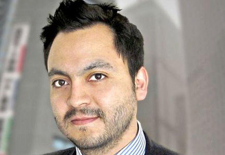 Rodrigo Martínez estudió Ingeniería en Ciencias Computacionales. (Agencia Reforma)