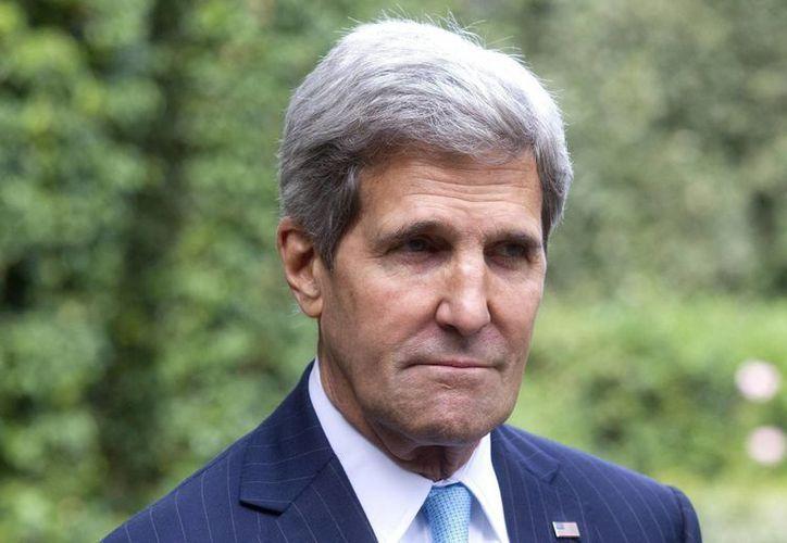 El secretario de Estado, John Kerry. (EFE/Archivo)