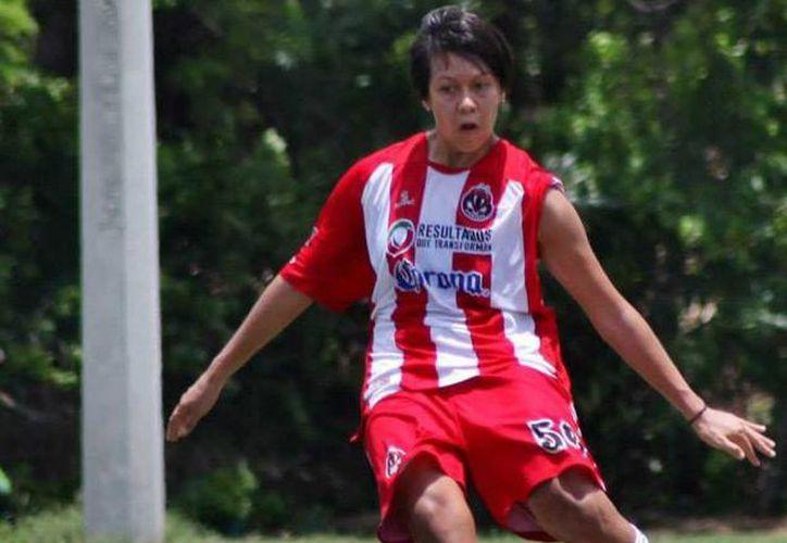 Deheny Manuela Rodríguez Torrealba fue convocada para la última concentración. (Redacción/SIPSE)