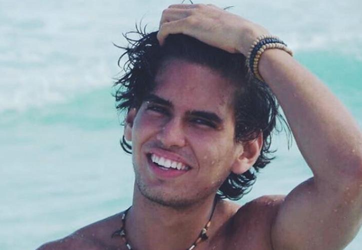 Milton, presunto hijo del compositor Sergio Andrade y Karola de la Cuesta, llama la atención con varias de sus publicaciones en redes sociales. (Instagram)