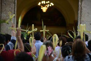 El Domingo de Ramos en Mérida