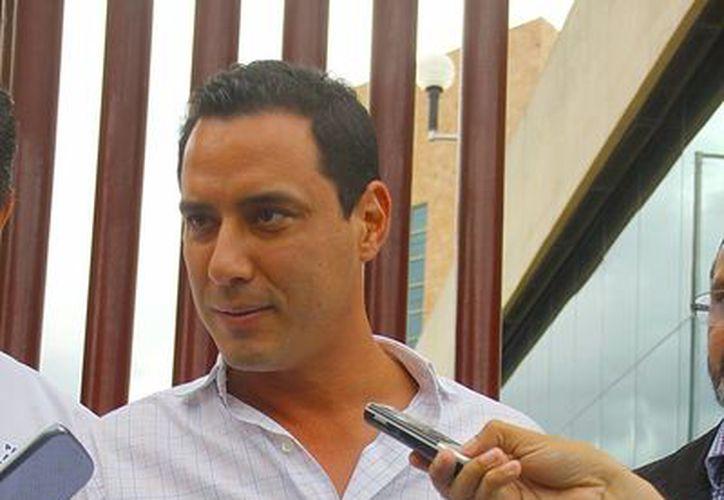 Raúl Paz Alonzo interpuso amparo ante la justicia federal, pero fue desechado por el juez René Rubio Escobar. (Milenio Novedades)