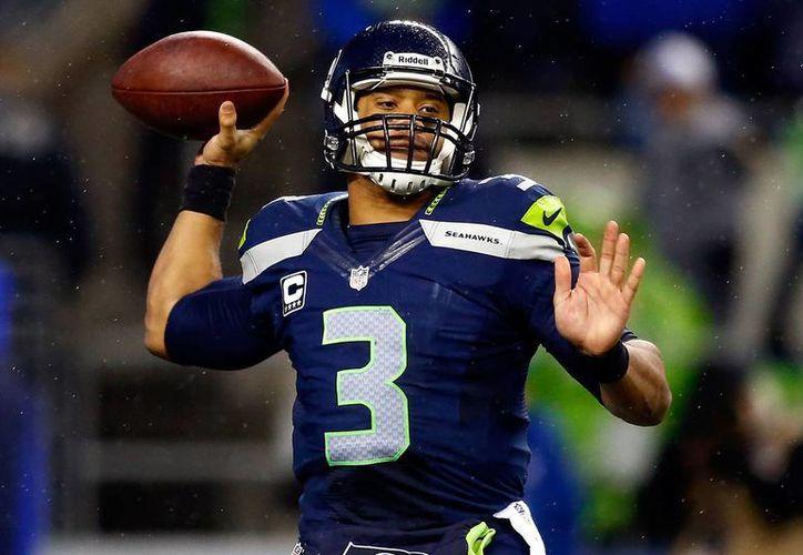 Russel Wilson, de Seahawks de Seattle, podría pasar de novato a jugador consolidado gracias al Super Bowl que se jugará este domingo. (nypost.com)