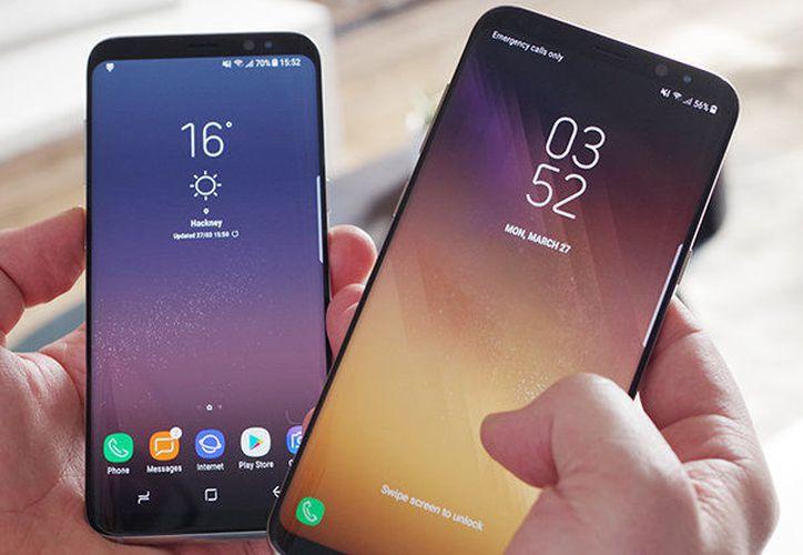 Samsung Galaxy A perderían el lector de huellas frontal para pasar a estar detrás, seguramente, al lado de la cámara. (Foto: Contexto/Internet)