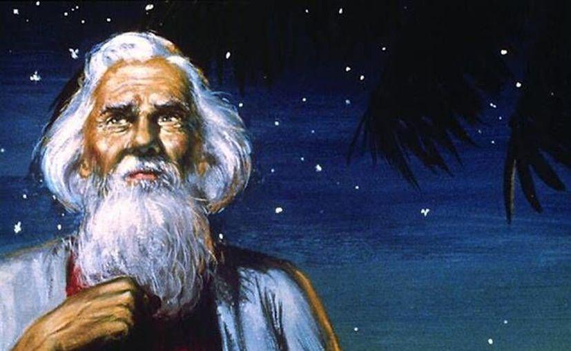 El abismo entre Dios y el rico es insalvable como el que se ejemplifica entre Abraham y el rico en la otra vida. (http://parroquiasagradafamiliacoqbo.blogspot.mx)