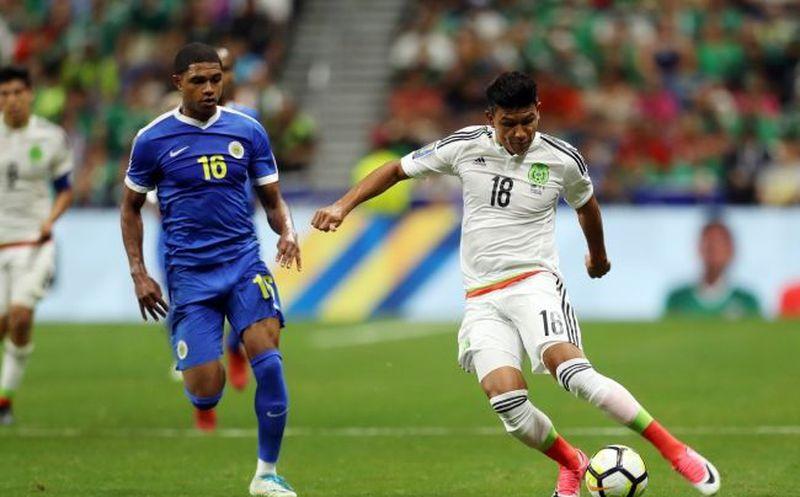 Sufre México ante Curazao en la Copa Oro 2017