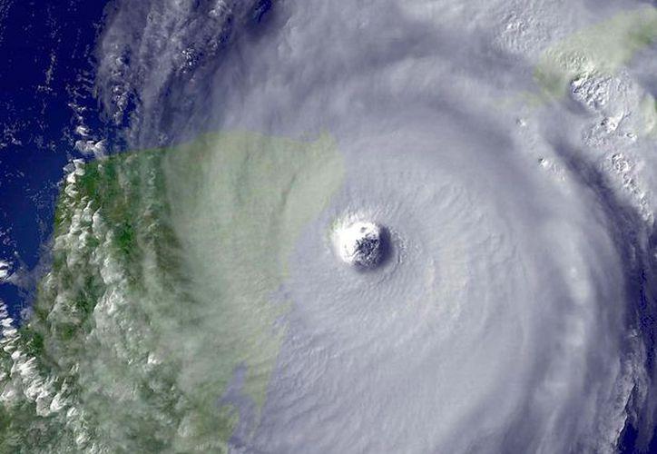 Se necesita la presencia de un huracán para corroborar el modelo que proponen los investigadores. (Archivo)