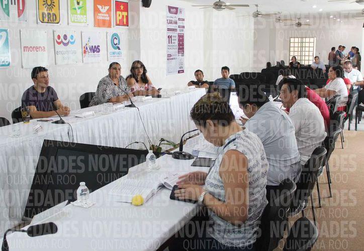 Las elecciones en el estado favorecieron a los candidatos. (Joel Zamora/SIPSE)