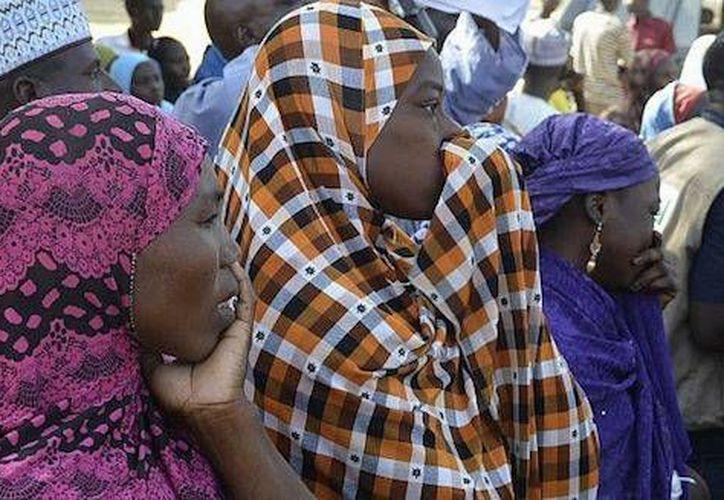 Los padres de las menores se frustran cada vez más cuando escuchan que las autoridades no avanzan en la búsqueda de sus hijas. (Archivo/Reuters)