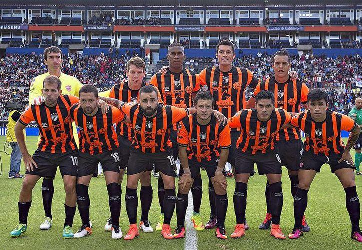 El conjunto del Necaxa avanzó a semifinales tras derrotar con marcador global de 2-1 a los Tuzos Pachuca, últimos campeones de la Liga MX.(Foto tomada de Liga MX)
